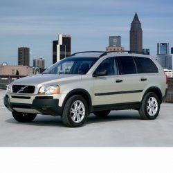 Autó izzók bi-xenon fényszóróval és kanyarfénnyel szerelt Volvo XC90 (2002-2006)-hez