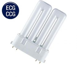 4pin-2U TC-F Compact Fluorescent Lamps  (2G10)