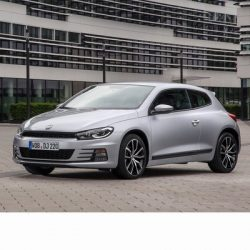 Autó izzók a 2015 utáni halogén izzóval szerelt Volkswagen Scirocco-hoz