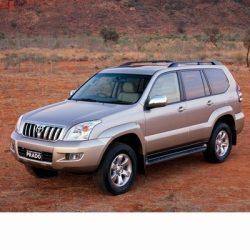 Toyota Land Cruiser (2002-2009) autó izzó