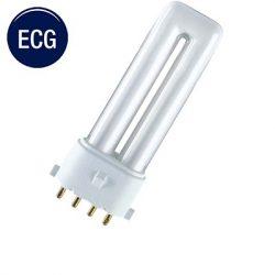 4pin-1U, TC-SE Compact Fluorescent Lamps  (2G7)