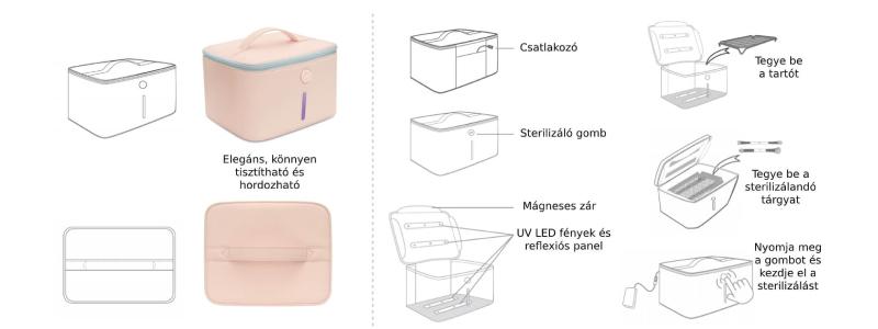 59S P26 sterilizáló táska