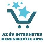 Az Év Internetes Kereskedője 2016