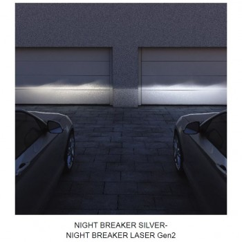 Osram Night Breaker Silver vs Osram Night Breaker laser GEN2