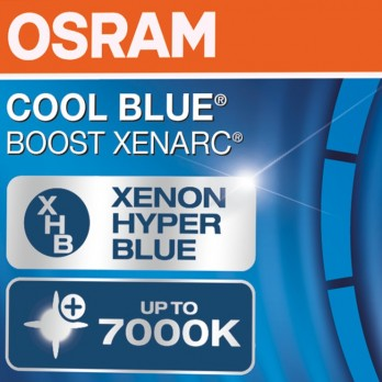 osram xenarc cool blue boost 66240cbb hcb 7000k d2s lumenet. Black Bedroom Furniture Sets. Home Design Ideas