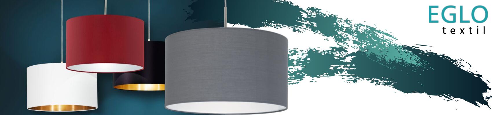 Eglo textil lámpák