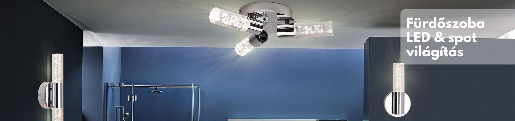 Rábalux fürdőszobai lámpák