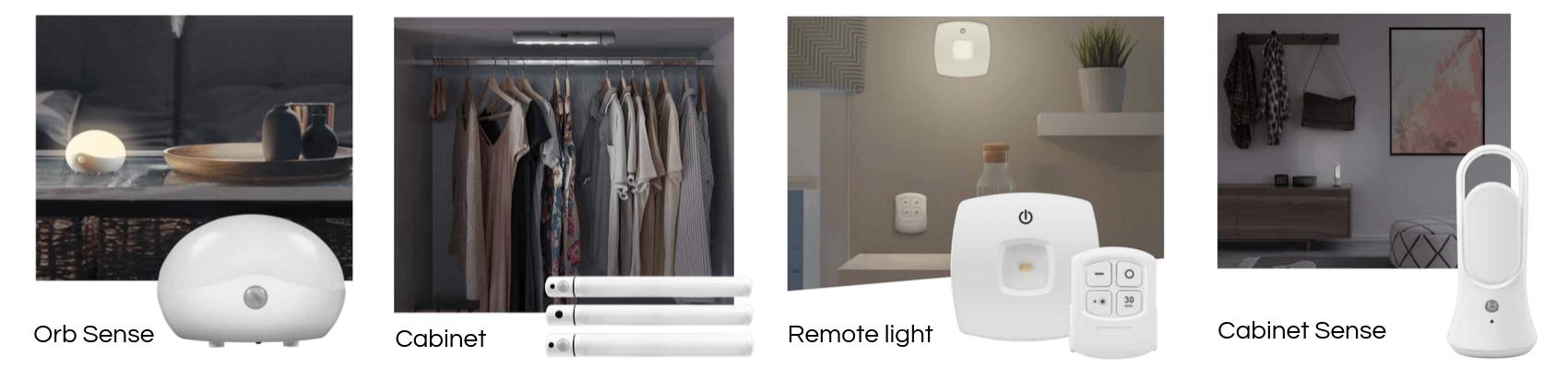 Gizmo beltéri világítás