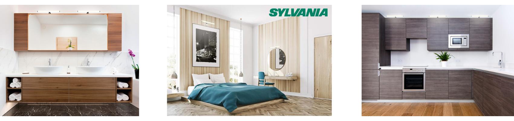 Sylvania kép- és tükörmegvilágító lámpa