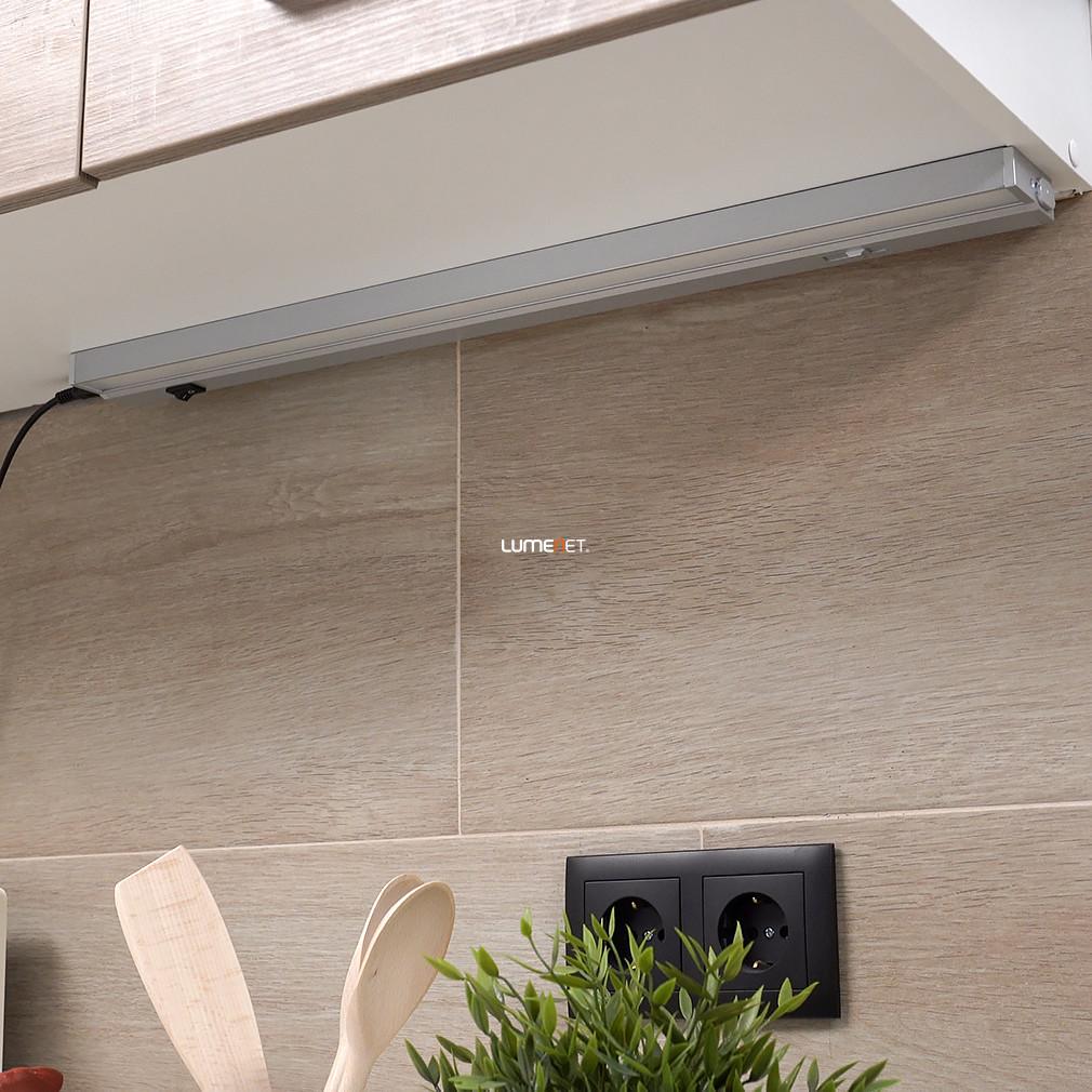 Müller Licht CONERO-DIM 60 10W 4100K 60cm matt nikkel IP20 szabályozható, sorolható 20000070