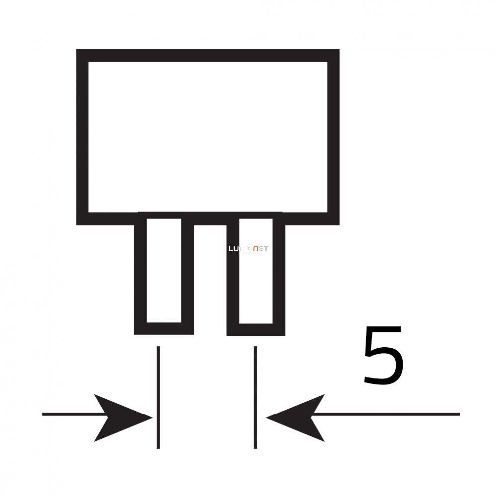 OSRAM HNS T5 4W G5 germicid fénycső 136mm