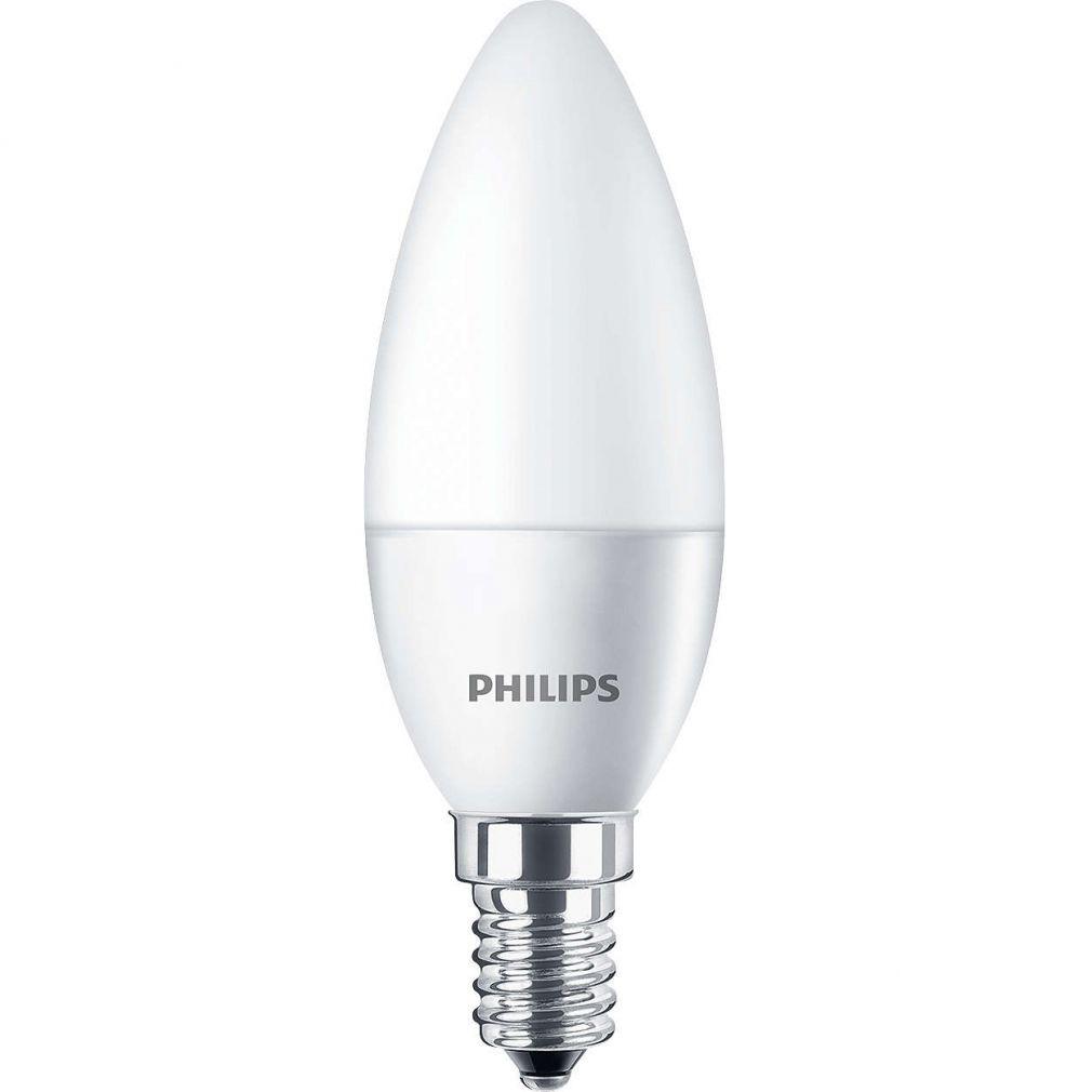 PHILIPS CorePro LEDcandle ND 3,5W E14 840 4000K B35 FR - 2016/17