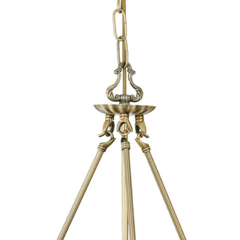 EGLO 82748 Csillár 3xE14 + 2xE27 max. 60W bronz Savoy