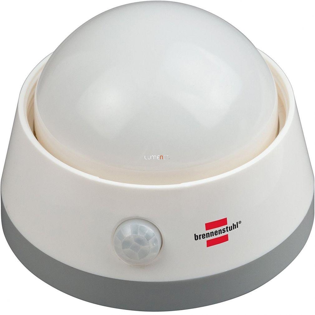 Brennenstuhl 1173290 éjszakai LED lámpa mozgás és alkonykapcsolóval 2xAA elemmel