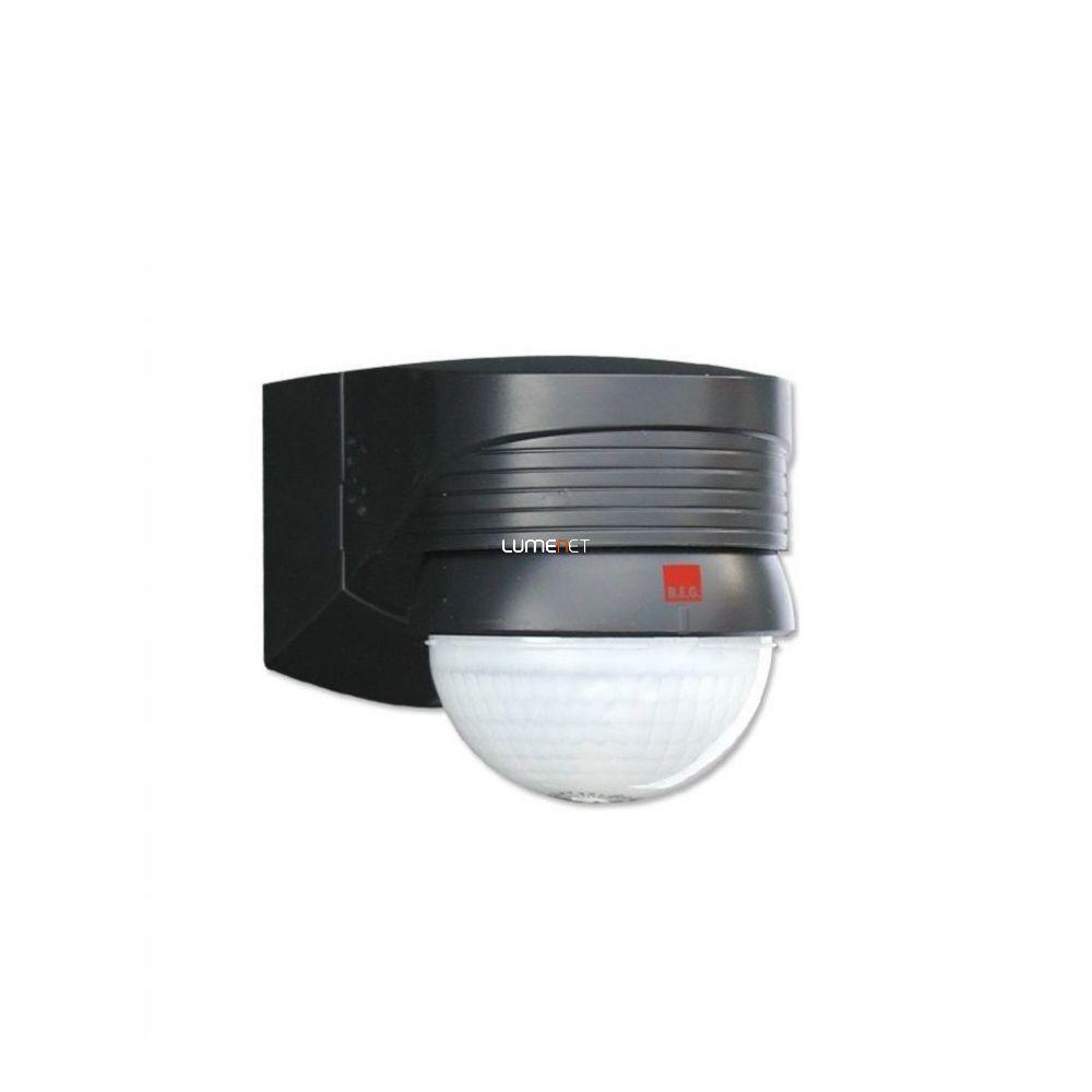 B.E.G. LUXOMAT LC-PLUS 280 fali kültéri mozgásérzékelő 280°, fekete, 91028