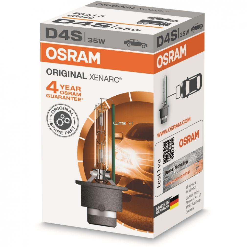 Osram Xenarc Original 66440 D4S xenon lámpa