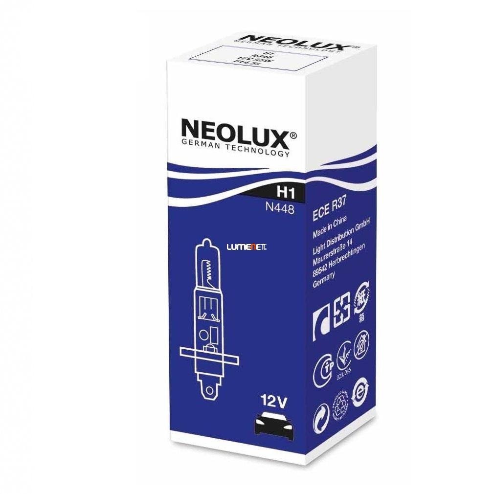 Neolux Standard N448 H1 12V 10db/csomag