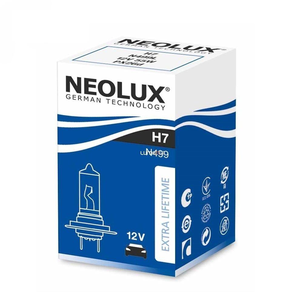 Neolux Standard N499 H7 12V 10db/csomag