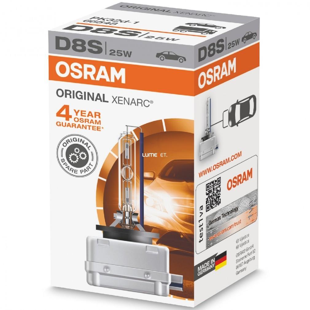 Osram Xenarc Original 66548 D8S xenon lámpa
