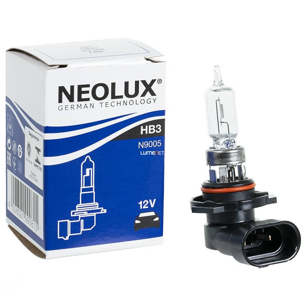 Neolux Standard N9005 HB3 12V dobozos