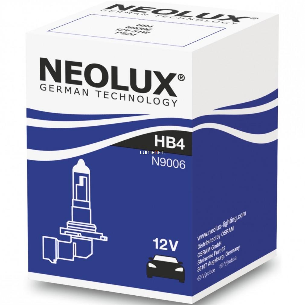 Neolux Standard N9006 HB4 12V 10db/csomag