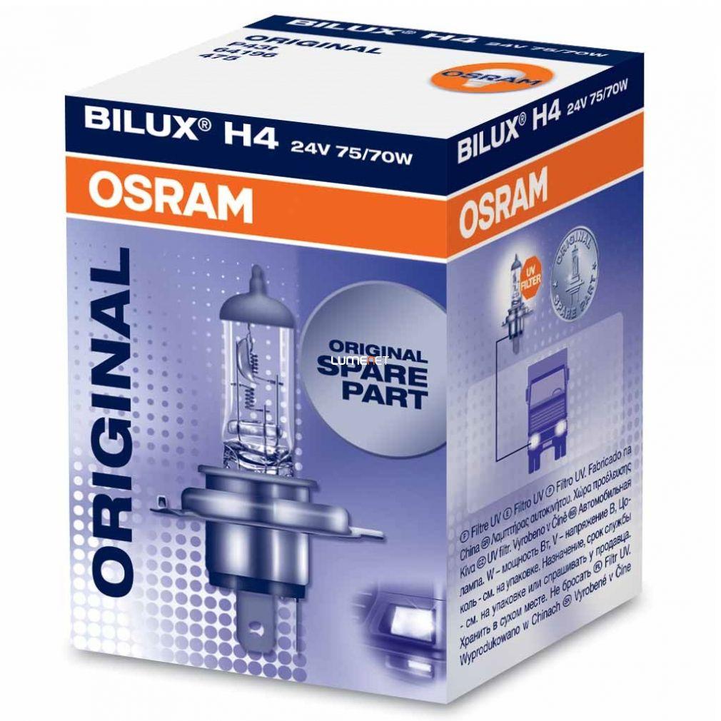 Osram Original Line 64196 H4 24V dobozos