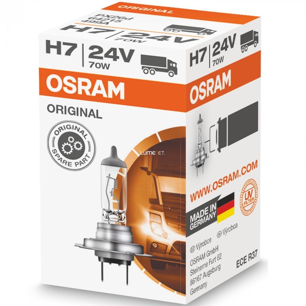 Osram Original Line 64215 H7 24V dobozos