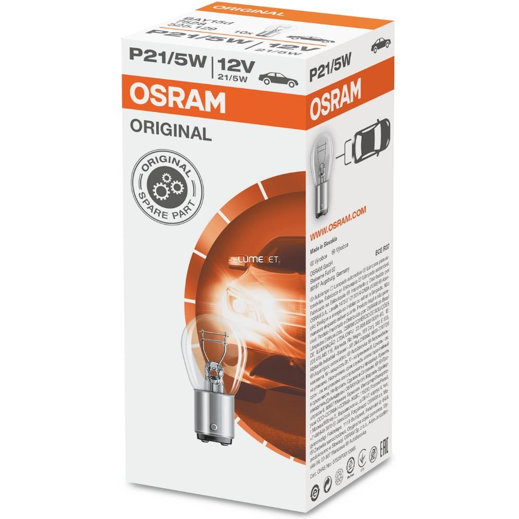 Osram Original Line 7528 P21/5W BAY15d