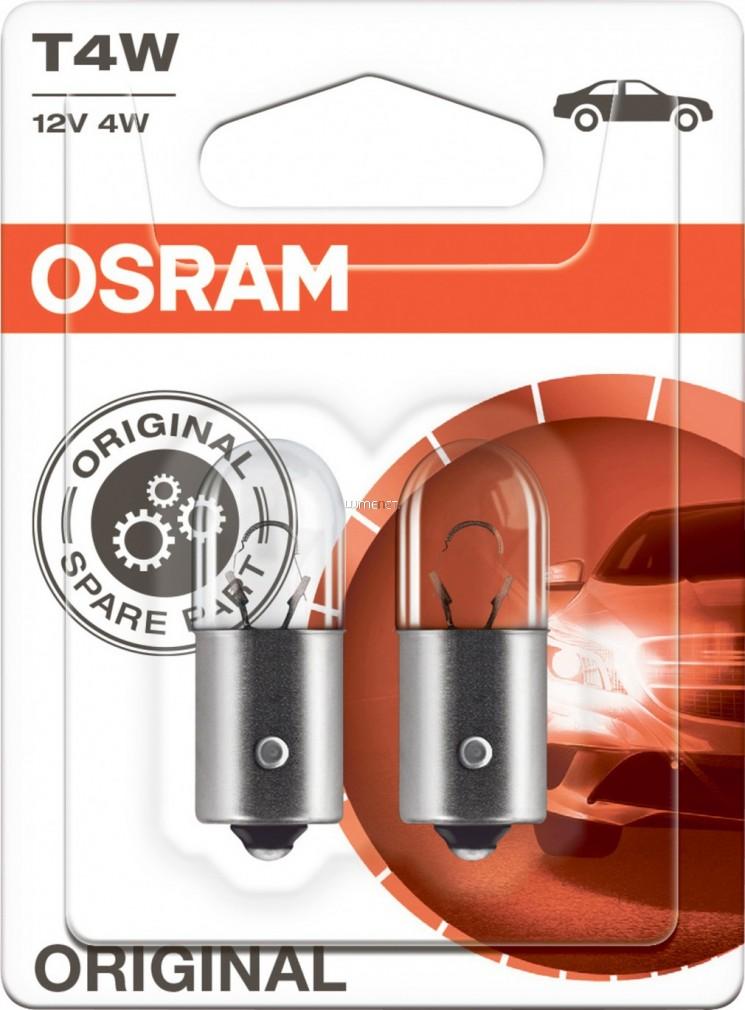 Osram Original Line 3893-02B T4W jelzőizzó 2db/bliszter