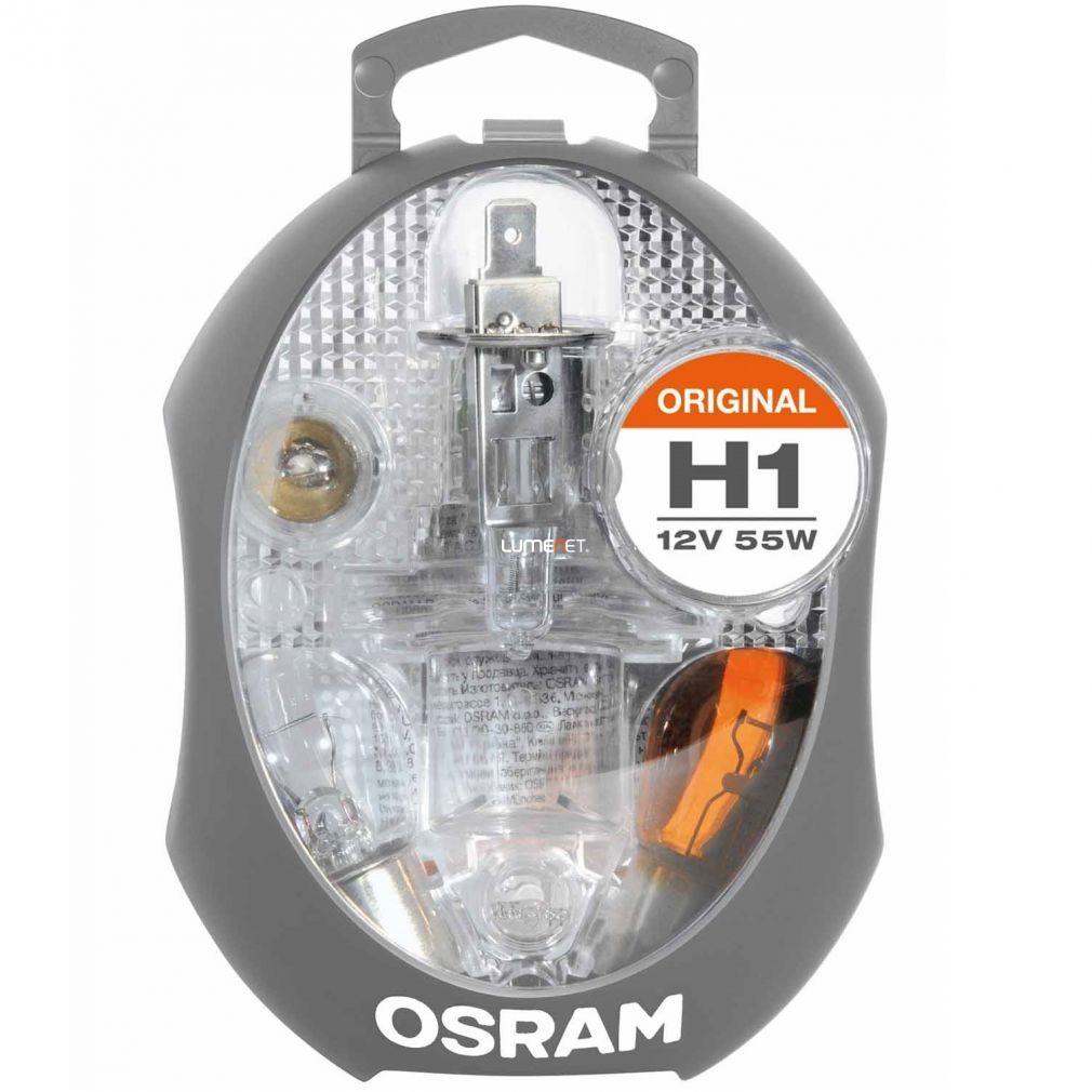 Osram CLKM H1 tartalék izzó csomag