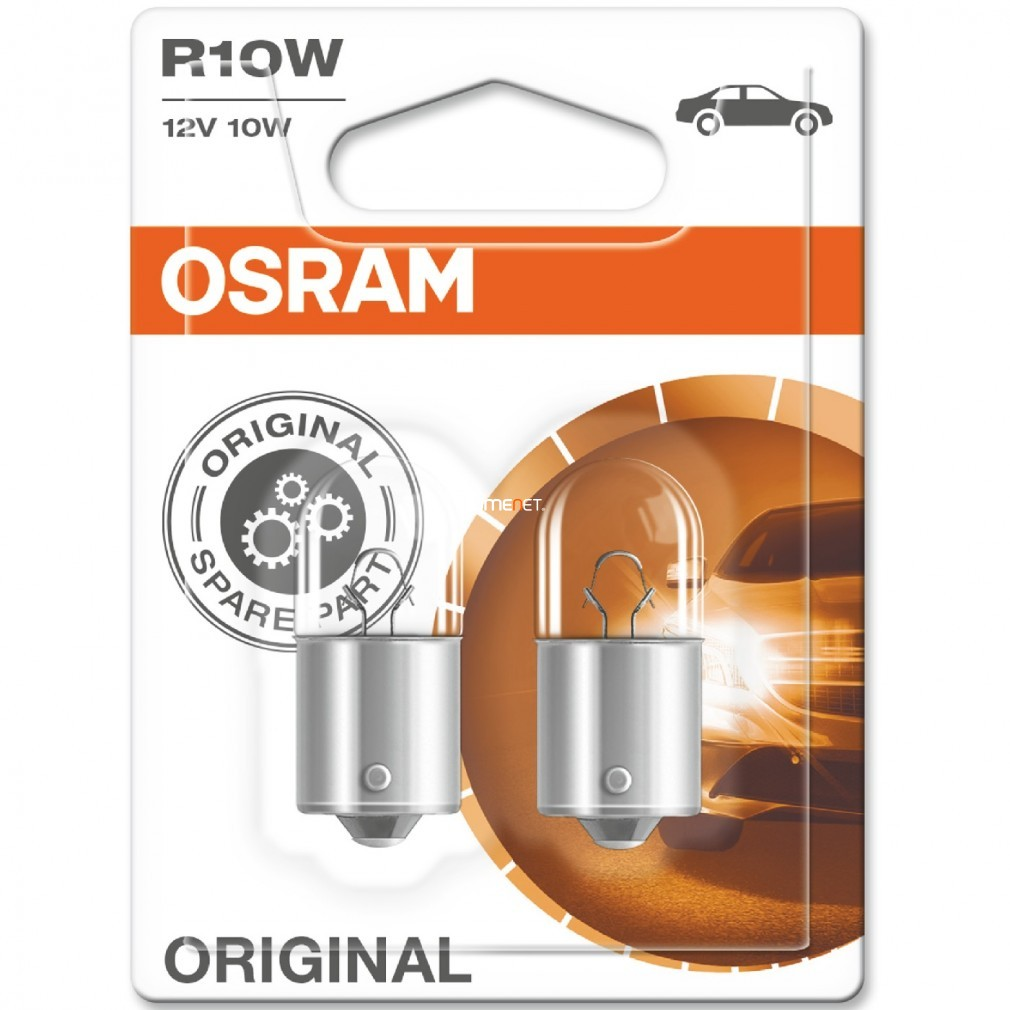 Osram Original Line 5008-02B R10W jelzőizzó 2db/bliszter