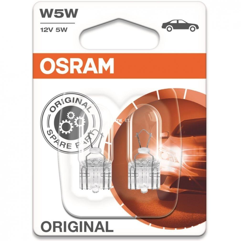 Osram Original Line 2825 W5W jelzőizzó 2db/bliszter