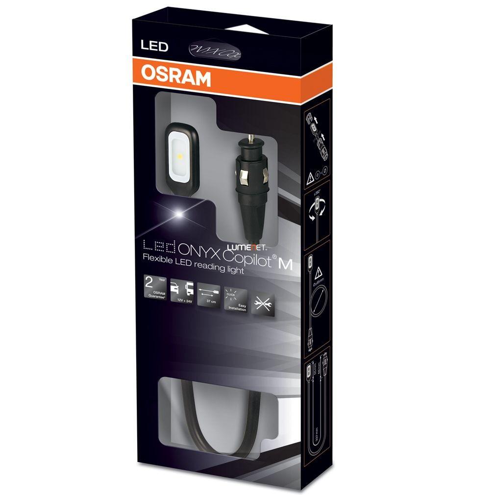 OSRAM ONYX COPILOT M 0,5W 9V-32V LED OLVASÓ lámpa