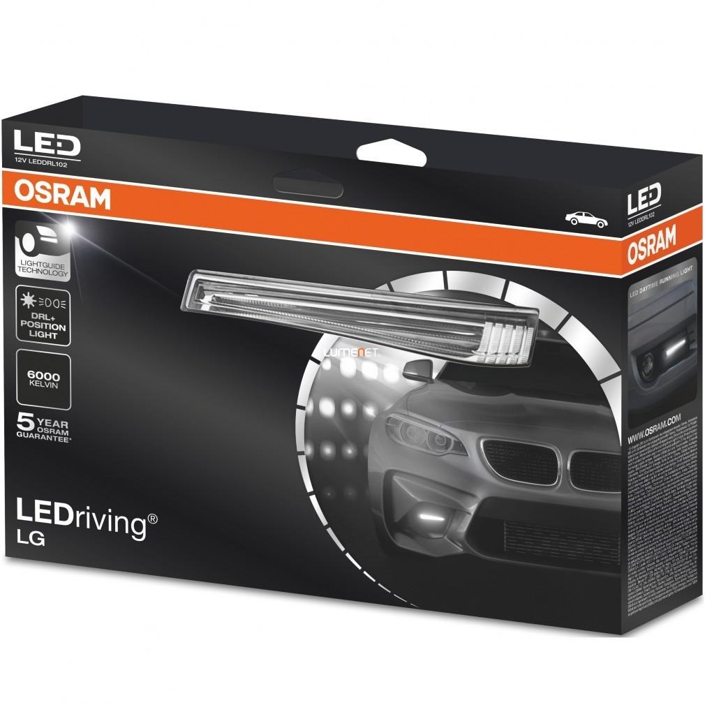 Osram LEDriving LG LED DRL102 nappali menetfény