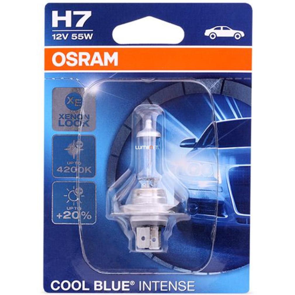 Osram Cool Blue Intense 64210CBI-01B H7 bliszter