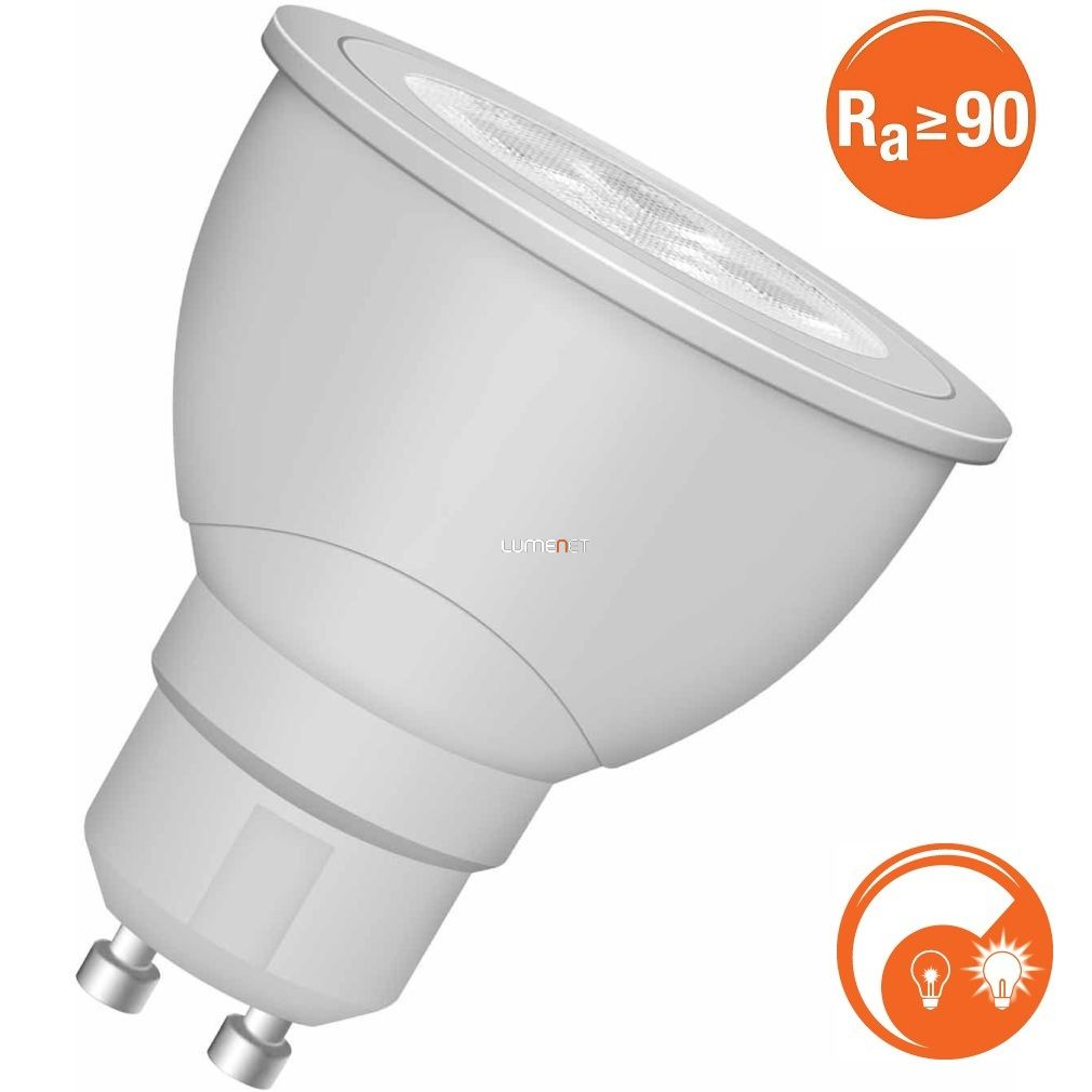 OSRAM PARATHOM PRO PAR16 35 36° Advanced DIM 5,5W/930 3000K GU10 LED - 2015/16 széria