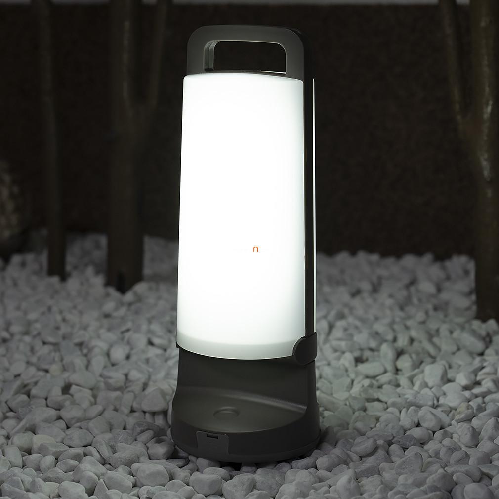 LUTEC P9041 SI DRAGONFLY 1,3W LED IP54 napelemes ezüst kültéri lámpa