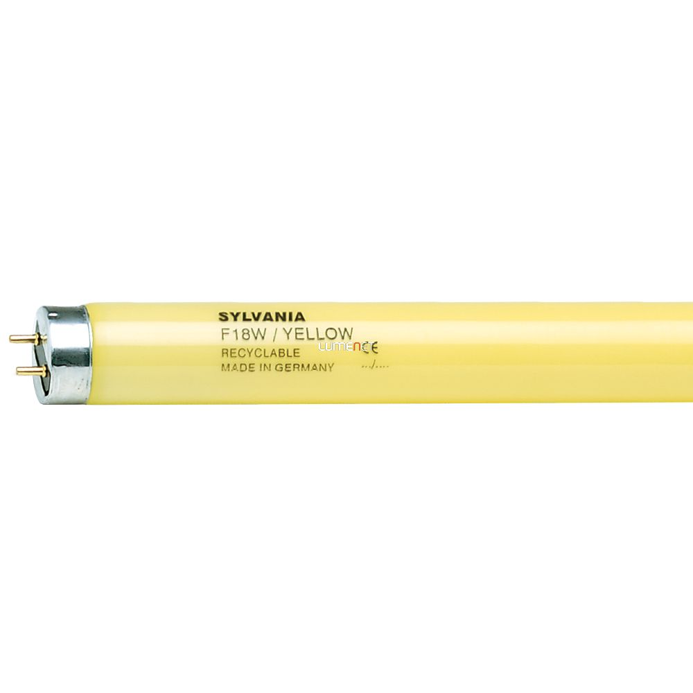 SYLVANIA F 36W/T8/Y YELLOW/SÁRGA 0002565 1200mm
