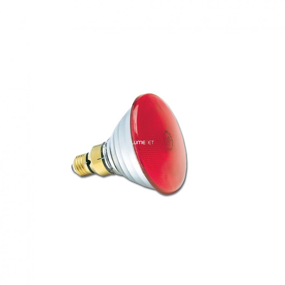 SYLVANIA Coloured PAR38 FL RED 80W E27 0019652