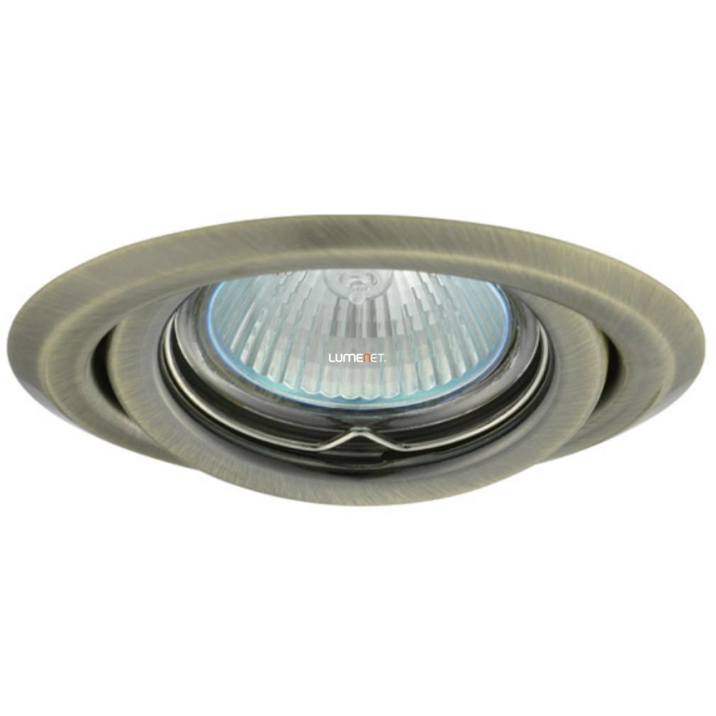 Kanlux Argus CT-2115-BR/M süllyesztett spot Gx5,3