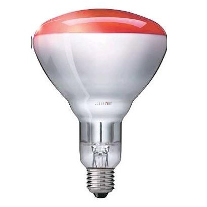 PHILIPS IR RED R125 150W 250V E27 infra izzó