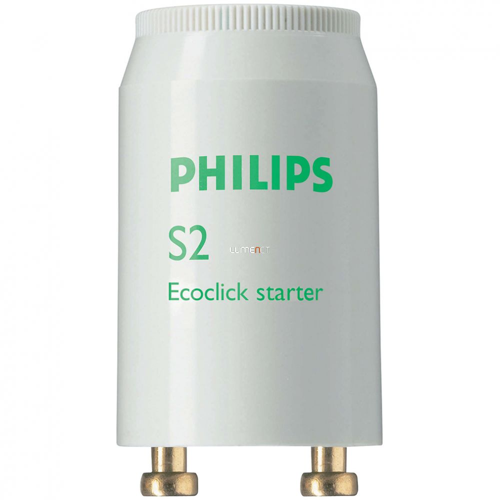 Philips S2 4-22W SIN WH ECOCLICK STARTER