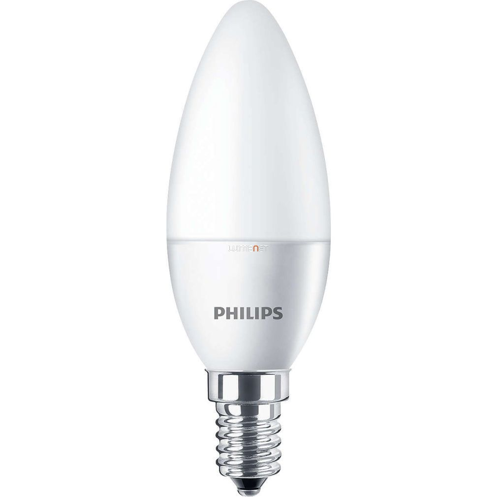 Philips CorePro LEDcandle 4W E14 827 2700K B35 FR LED