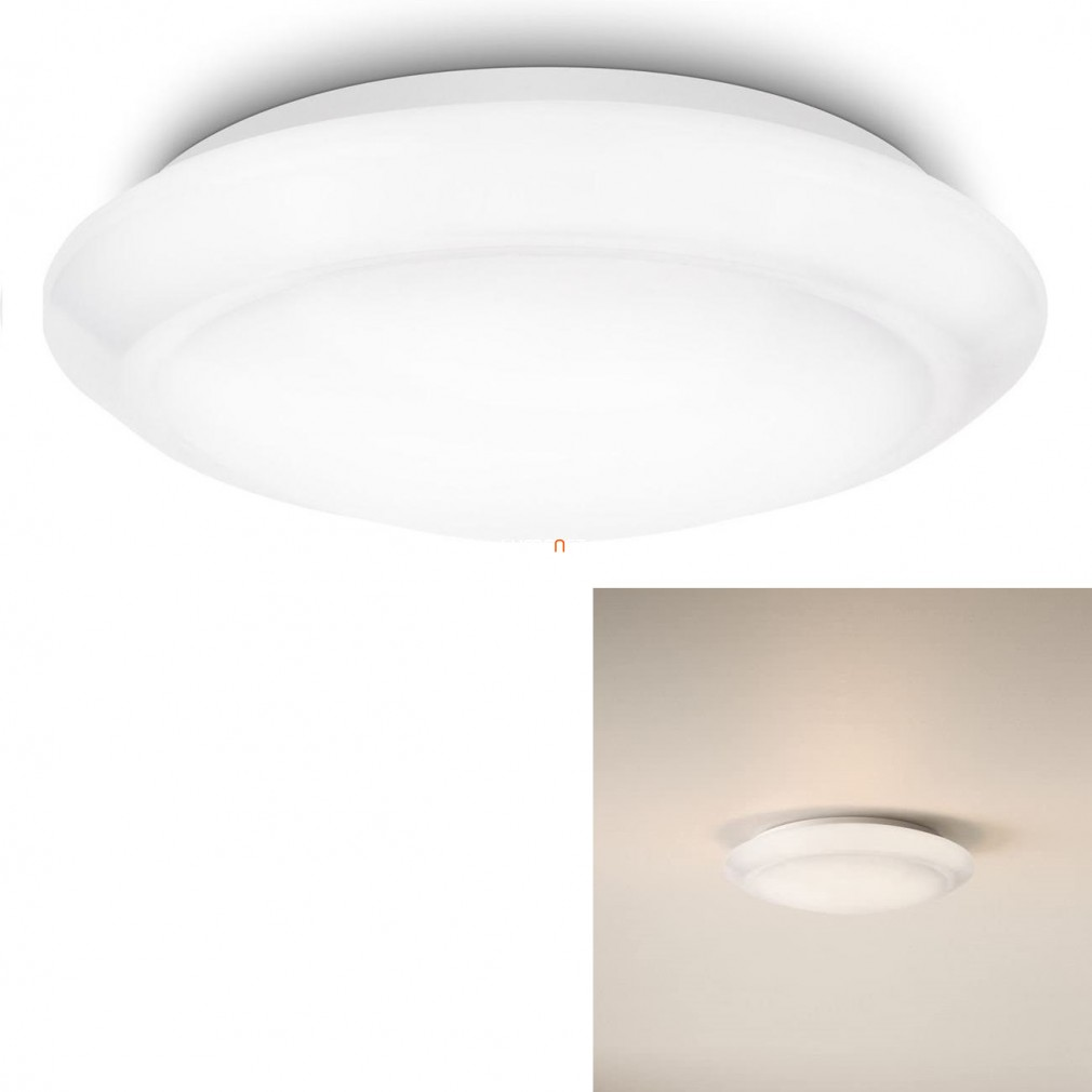 PHILIPS 33365/31/16 Cinnabar mennyezeti lámpa, warm white 1x22W 240V