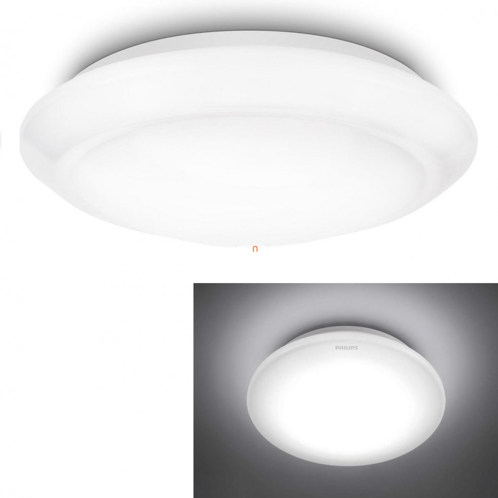 PHILIPS 33361/31/17 Cinnabar mennyezeti lámpa,cool white 1x6W 240V