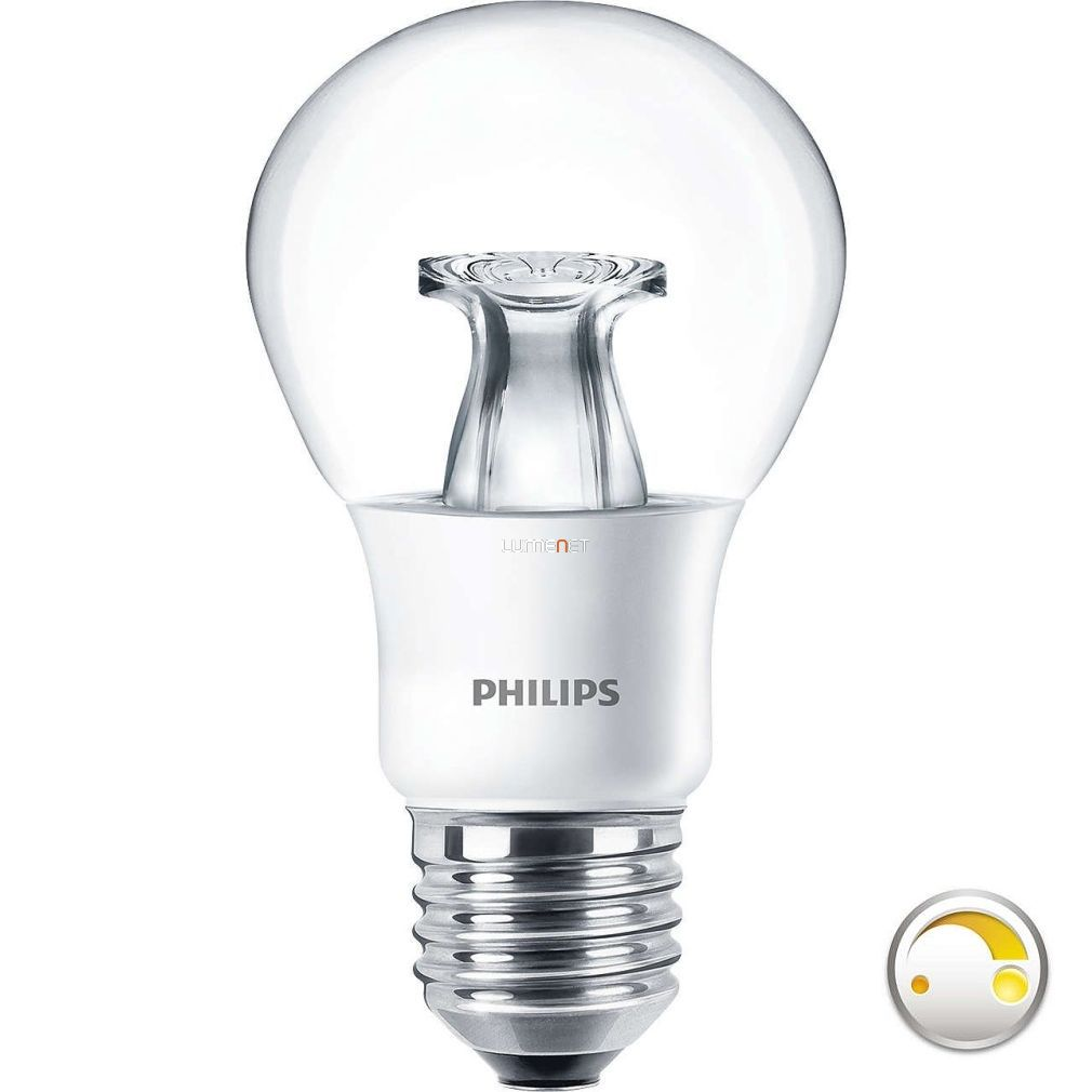 Philips Dimtone LEDbulb DT 6W E27 A60 LED 2200-2700K 2015/16