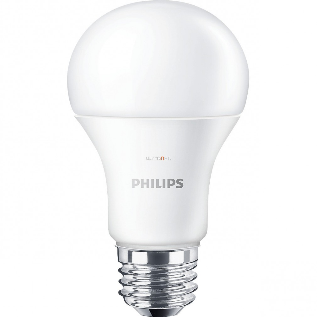 PHILIPS CorePro LEDbulb 10,5W 830 E27 WW 3000K LED - 2015/16 széria