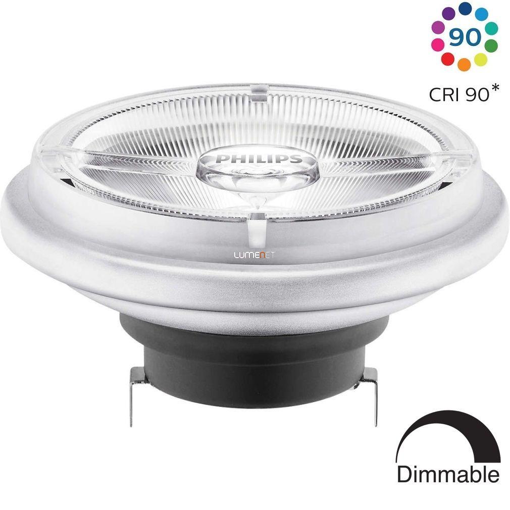 PHILIPS MASTER LEDspotLV D 15W 927 AR111 24° 2700K 12V DIM - 2015/16 széria