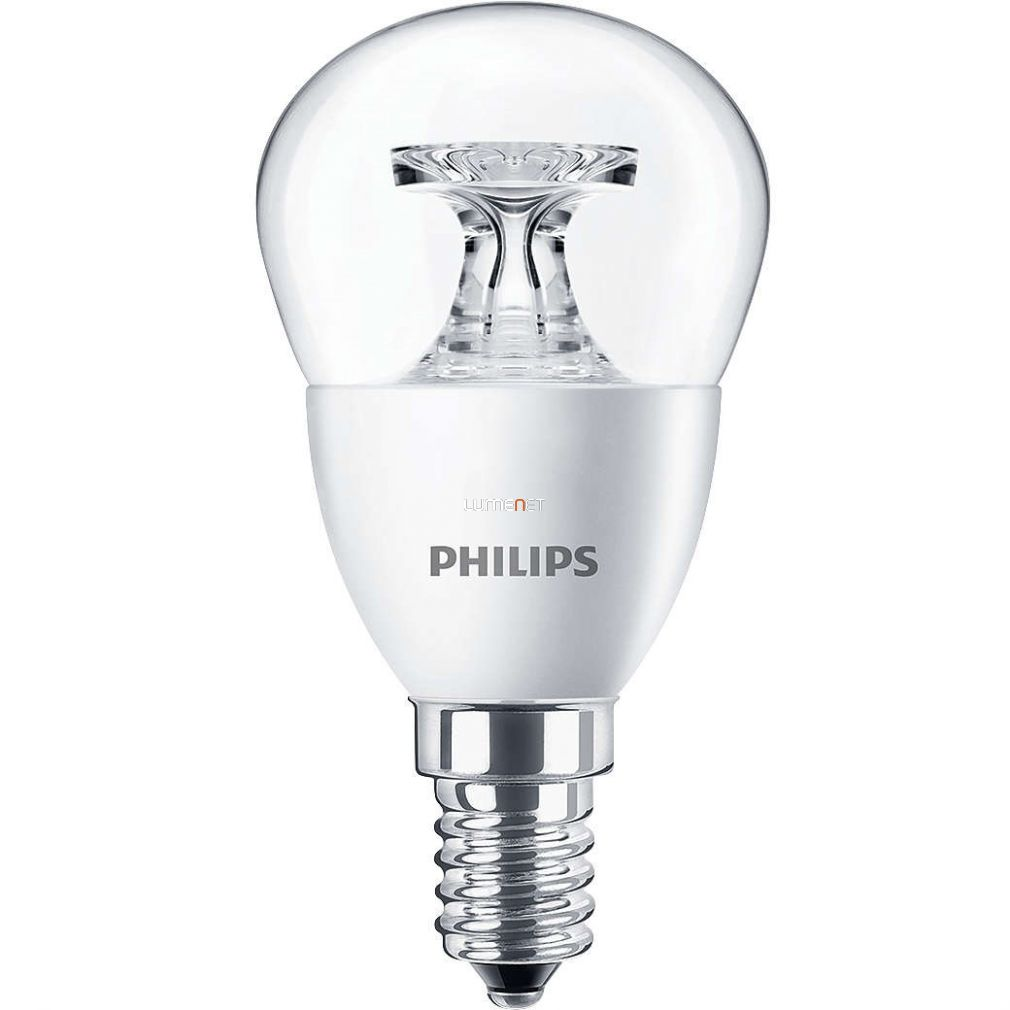 PHILIPS CorePro LEDluster ND 5,5W E14 840 4000K P45 CL - 2016/17
