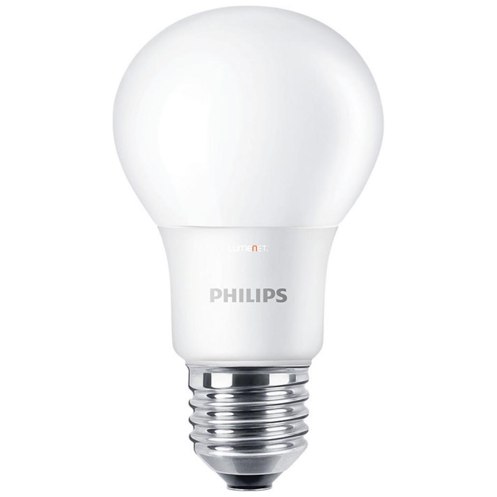 Philips CorePro LEDbulb 6W 827 E27 WW 2700K LED - 2016/17